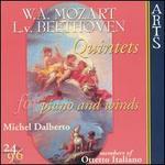 Mozart, Beethoven: Quintets