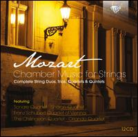 Mozart: Chamber Music for Strings -