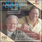 Mozart: Clarinet Concert; Clarinet Quintet