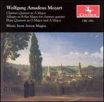 Mozart: Clarinet Quintets; Flute Quartets