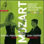 Mozart: Complete Sonatas for Keyboard and Violin