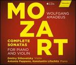 Mozart: Complete Sonatas for piano and violin