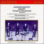 Mozart: Complete Viola Quintets, Vol. 2