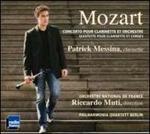 Mozart: Concerto pour Clarinette et Orchestre