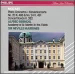 Mozart: Concertos Nos. 20 & 24; Concert Rondo
