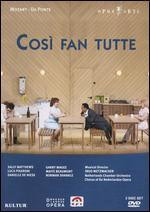 Mozart/Da Ponte: Cosi Fan Tutte - De Nederlandse Opera [2 Discs]