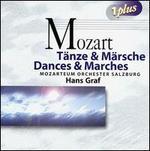 Mozart: Dances and Marches