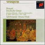Mozart: Deutsche Tänze