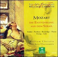 Mozart: Die Entführung aus dem Serail - Alan Ewing (bass); Christine Schäfer (soprano); Christine Schäfer (vocals); Iain Paton (tenor); Ian Bostridge (tenor);...