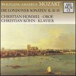 Mozart: Die Londoner Sonaten