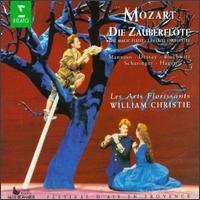 Mozart: Die Zauberflöte - Andrea Schieffer (speech/speaker/speaking part); Anna-Maria Panzarella (soprano); Anton Scharinger (baritone);...