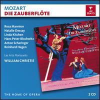 Mozart: Die Zauberflöte - Andrea Schieffer (speech/speaker/speaking part); Anna-Maria Panzarella (vocals); Anton Scharinger (vocals);...