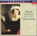 Mozart: Divertimenti, K247 & K334
