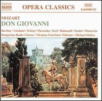 Mozart: Don Giovanni - Adrianne Pieczonka (soprano); Bo Skovhus (baritone); Boaz Daniel (vocals); Ildiko Raimondi (soprano);...