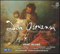 Mozart: Don Giovanni - Alessandro Guerzoni (bass); Alex Penda (soprano); Johannes Weisser (baritone); Kenneth Tarver (tenor);...