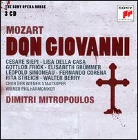 Mozart: Don Giovanni - Cesare Siepi (vocals); Elisabeth Grümmer (vocals); Fernando Corena (vocals); Léopold Simoneau (vocals);...
