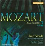 Mozart: Duo Sonatas, Vol. 2