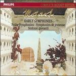 Mozart: Early Symphonies [Box Set]