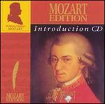 Mozart Edition: Introduction CD