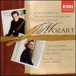 Mozart: Flute Concerto No. 1; Clarinet Concerto; Concerto for Flute & Harp