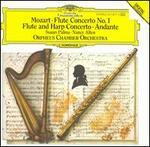 Mozart: Flute Concerto No. 1; Flute & Harp Concerto; Andante