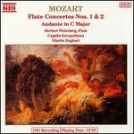 Mozart: Flute Concertos Nos. 1 & 2; Andante, KV 315