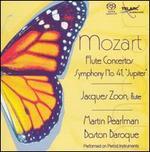"Mozart; Flute Concertos; Symphony No. 41 ""Jupiter"" (2005)"