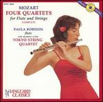 Mozart: Flute Quartets (Complete)