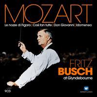 Mozart: Frtiz Busch at Glyndebourne - Alexander Young (tenor); Audrey Mildmay (soprano); Aulikki Rautawaara (soprano); Blanche Thebom (mezzo-soprano);...
