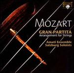 Mozart: Gran Partita (Arrangement for Strings)
