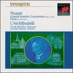 Mozart: Grande Sestetto Concertante; Duos