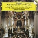 Mozart - Grosse Messe; Exsultate, jubilate; Ave verum corpus