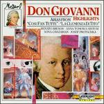 Mozart: Highlights from Don Giovanni & Other Operas