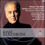 Mozart: Highlights from Le nozze di Figaro, Don Giovanni & Cosi fan tutte - Andreas Schmidt (vocals); Cecilia Bartoli (vocals); Ferruccio Furlanetto (vocals); Günter von Kannen (vocals);...