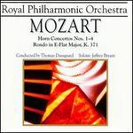Mozart: Horn Concertos Nos. 1-4; Rondo