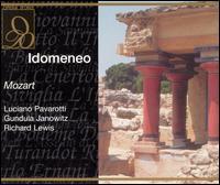Mozart: Idomeneo - David Hughes (vocals); Enriqueta Tarres (vocals); Gundula Janowitz (vocals); Luciano Pavarotti (vocals);...