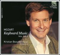 Mozart: Keyboard Music, Vols. 5 & 6 - Kristian Bezuidenhout (fortepiano)