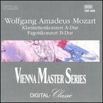 Mozart: Klarinettenkonzert; Fagottkonzert
