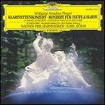 Mozart: Klarinettenkonzert; Konzert für Flöte & Harfe