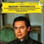 Mozart: Klaviersonaten