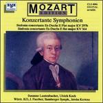Mozart: Konzertante Symphonien