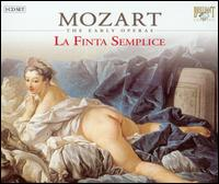 Mozart: La Finta Semplice - Anthony Rolfe Johnson (vocals); Helen Donath (vocals); Jutta-Renate Ihloff (vocals); Robert Holl (vocals);...