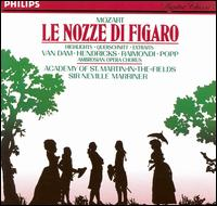 Mozart: Le Nozze di Figaro [Highlights] - Agnes Baltsa (mezzo-soprano); Barbara Hendricks (soprano); Felicity Palmer (mezzo-soprano); John Constable (harpsichord);...