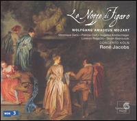 Mozart: Le Nozze di Figaro - Angelika Kirchschlager (mezzo-soprano); Antonio Abete (bass); Elizabeth Randall (vocals); Kobie van Rensburg (tenor);...