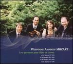 Mozart: Les quatuors pour flûte et cordes