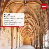 Mozart: Mass in C minor - Hans Sotin (bass); Ileana Cotrubas (soprano); Kiri Te Kanawa (soprano); Werner Krenn (tenor);...