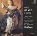 Mozart: Messe in C minor