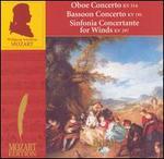 Mozart: Oboe Concerto; Bassoon Concerto; Sinfonia Concertante