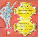 """Mozart: Overture """"Lucio Silla""""; Piano Concerto No. 17; Bassoon Concerto; Symphony No. 31 """"Paris"""""""