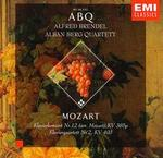 Mozart: Piano Concerto No.12 & Piano Quartet No.2